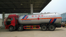 Excellent quality hot sale good quality lpg carrier truck