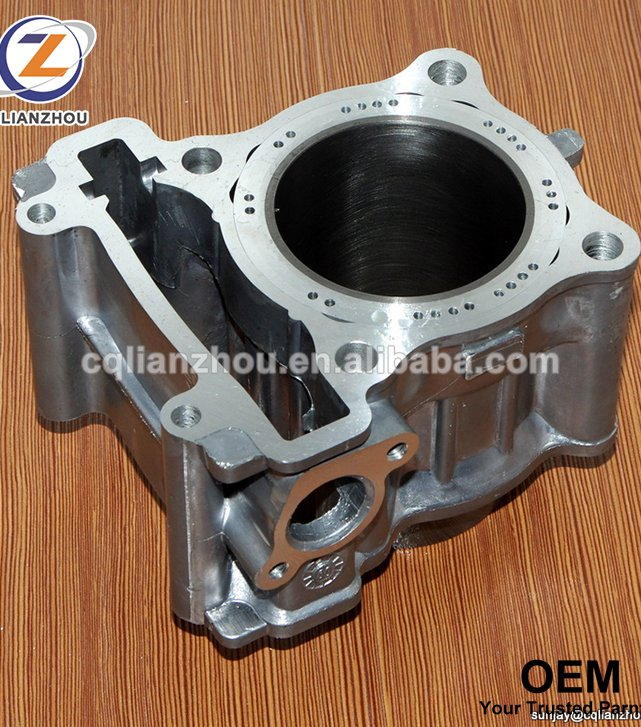 LC135 Motorcycle Cylinder Block and engine cylinder block