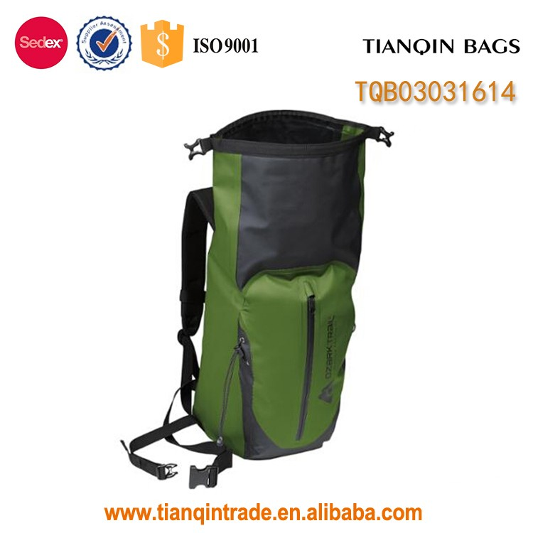 Wholesale 20L 30l PVC tarpaulin Bag ocean pack waterproof dry bag