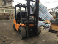 Good Price High Quality Japan TOYOTA 7FD35 3.5 Ton Used Forklift