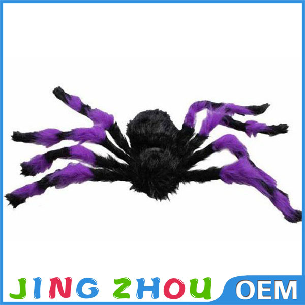 2015 Hot selling moving plush toys,plush stuffy toy,vivid plush spider