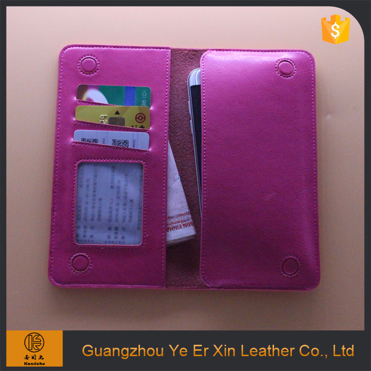 Wholesale price free sample genuine leather phone case for iphone 7