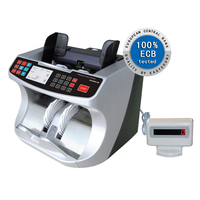 Top competitive price EC900 Mix denomination Fro USD,Euro ,GBP,CHF,Try,THB bill counter , fake money detector