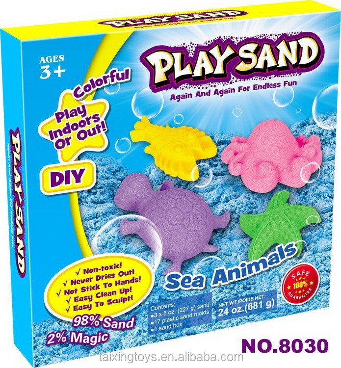 2016 Most Most Popular Minetic Sand