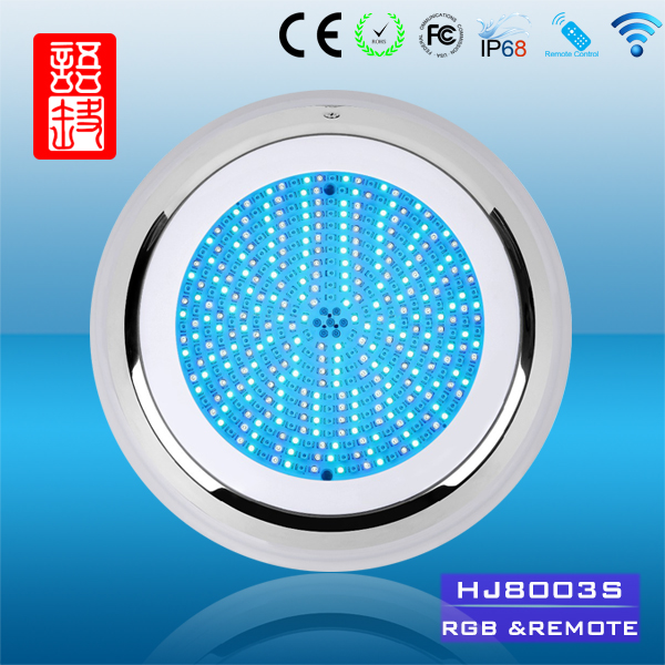 CE FCC and RoHS Ip68 led rgb swimming pool underwater light 12v