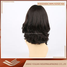top quality wholesale 100% virgin European hair jewish wig kosher wigs