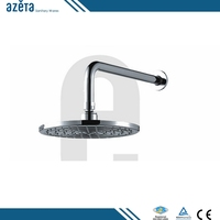 China Fancy Design Bathroom Chrome Brass Shower Head
