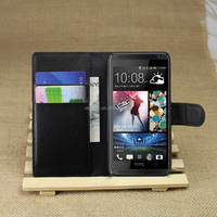 Bumper Wallet Leather Case For HTC Desire 601 Mobile Phone Case Cover with Stand Holder Cards Wholesale/desire 601 case for htc