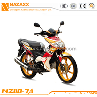 NZ110-7A 2016 New 110cc Excellent Cheap Hot Sales Fashion Adults Cub Motorcycle/Motocicleta