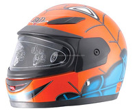 High quality anti scratch optical face shield Motorcycle full face helmet