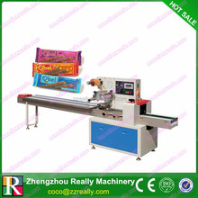 Automatic biscuits,apple pie pillow plastic bag making packing machine