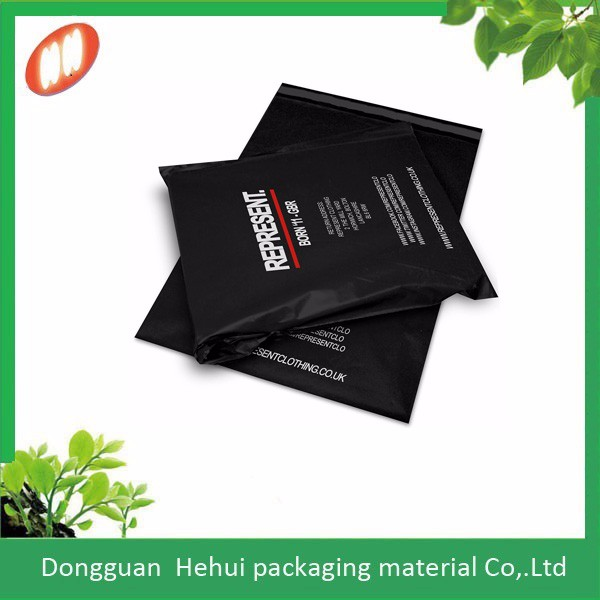 new product custom printed poly mailers bag for wholesales