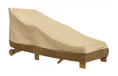Patio chaise cover