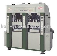 Vertical Plastic Injection Moulding Machine for shoes