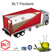 BLT out factory price Sunflower oil Flexitank