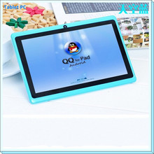7 inch android tablet pc android 4.2 android tablet Q88 wifi A33 tablet pc