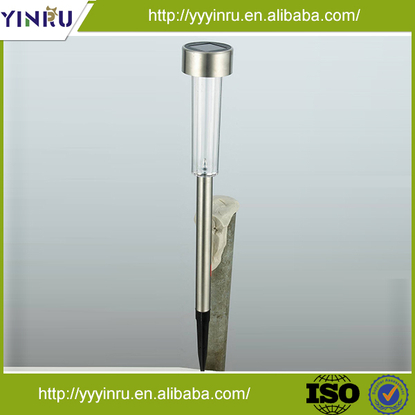 Stainless steel high solar outdoor street lighting