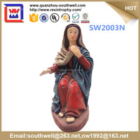 catholic religious Blessed Virgin Mary and resin virgin mary statue and virgin mary figurines for sale