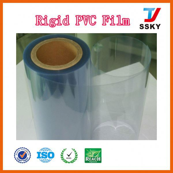 Hot sale hand plastic packaging forex sheet/pvc sheet pvc film for wire