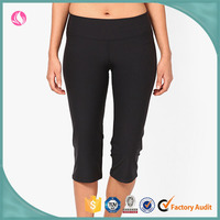 Women Latest 3/4 Leggings Gym Sportswear Jeggings Tight Wear