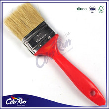 ColorRun Wonderful Plastic Handle Brush with Natural White Bristle