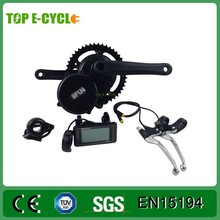 China Manufacturer Hot Sale Easy Assemble 48V 750W bafang 8fun Central mid Drive Motor Ebike Kits
