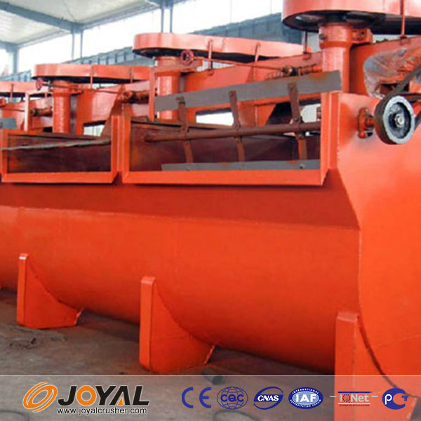 High Quality Flotation Machine For Gold Ore Flotation Production line