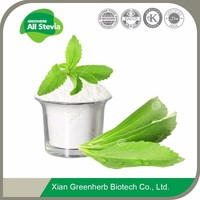 Stevia Rebaudiana SG95&RA85% Extracted from Stevia Leaf