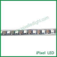 IP65 waterproof white led strip ws2812b 60 LED - 1m