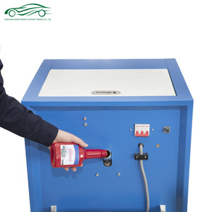 CE oxy-hydrogen auto parts engine carbon cleaning machine