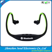 Custom logo printed new design samsung bluetooth headset for high-end bass sound