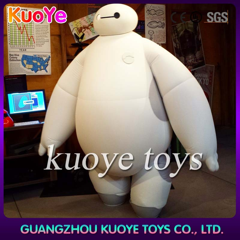 inflatable model,inflatable baymax mosel,inflatable advertising model