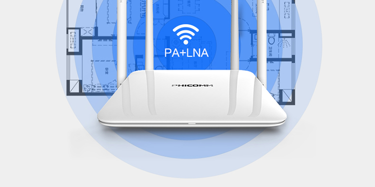 1200M Wi-Fi Wireless Dual-Band+ Router with Gigabit & USB Ports, Smart Wi-Fi App Enabled to Control Your Network from Anywhere