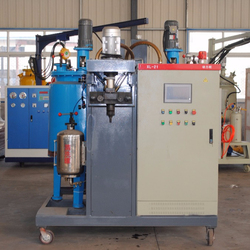 Low Pressure Polyurethane pouring Machine for elastomer skate board