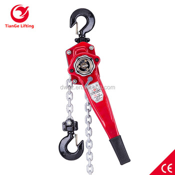 High Quality&Best Price CE GS TUV Approved 0.25-5T Lever Hoist/mitsubishi hoists cranes