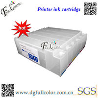Refill ink cartridge for HP Designjet 5000 5000ps 5500 5500ps without Chip