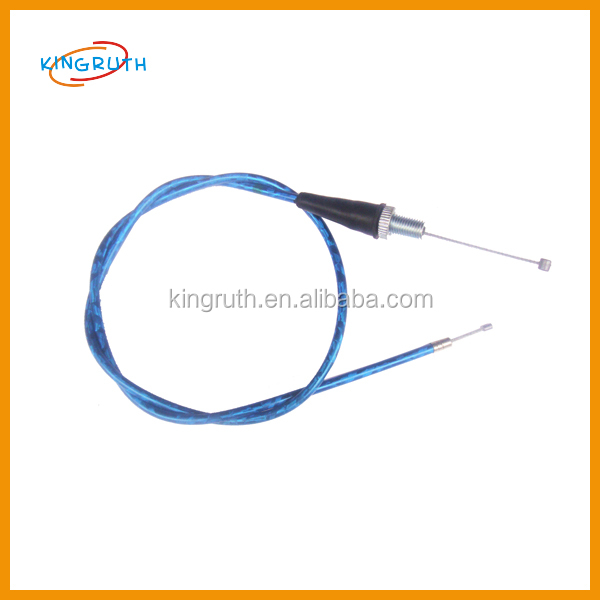 Dirt bike auto throttle cable