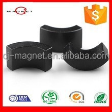 y30 arc/ tile Motor Ferrite Magnet with cheap price