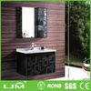 Newest modular colorful polar hotel wall shaving mirror