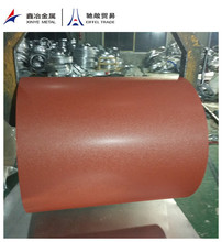 color coated aluminum coil/raw material for corrugated roofing sheet/ppgi