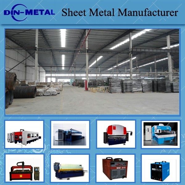 Metallic Fabricator Company Mexico: Steel Fabrication Company / Laser Metal Cutting / Cnc