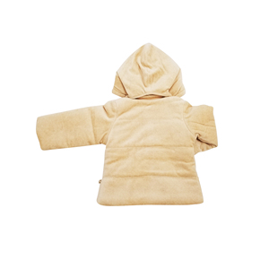 Popular Design Own Design Long Sleeve 100% Organic Cotton Spring Unisex Baby coats