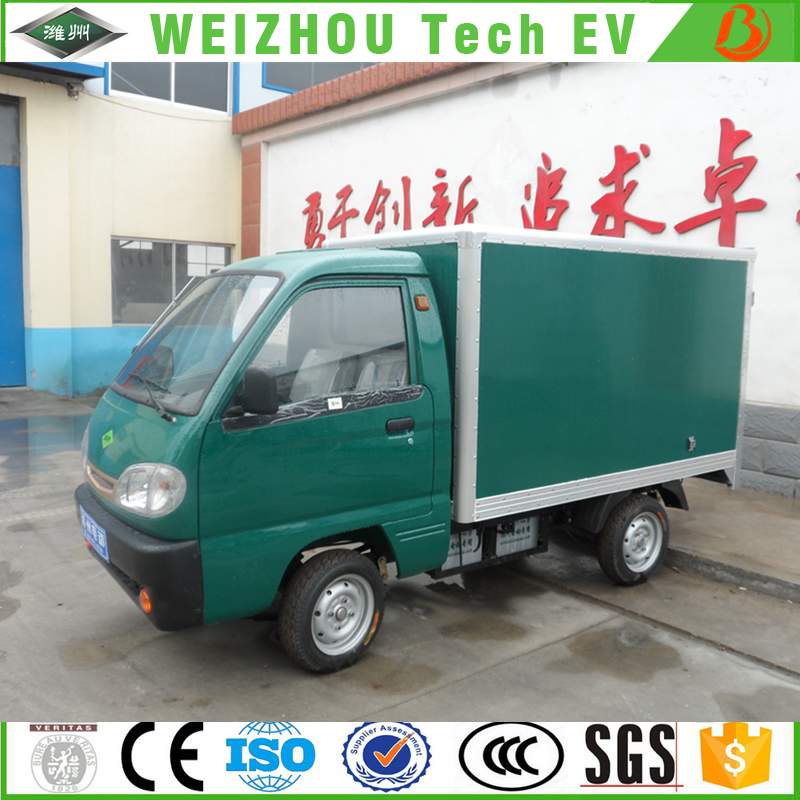 Energy-Saving electric cargo van Made in china