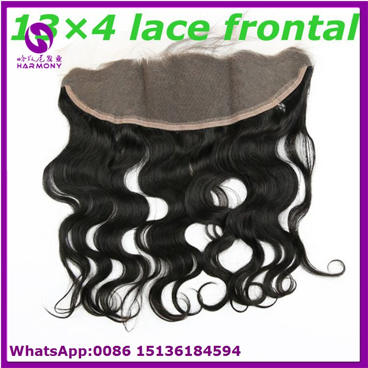 360 lace frontal closure silk base Virgin Brazilian Indian Human hair Full front lace frontal with 360 lace band