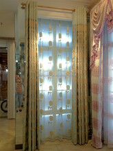 2014new luxury valance styles japanese door curtain