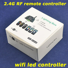 DC12-24V 12A 3 channels Android System/IOS System LED Wifi Controller