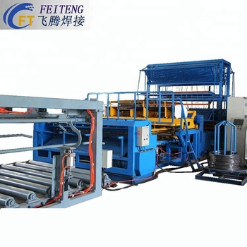 Welded Wire Mine Support Mesh Welding Machine