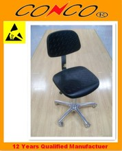 PU Foam Material and Commercial Furniture General Use Sit-stand ESD chairs