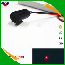650nm 1mW 24V Red Laser Diode Module Dot Industrial Grade APC Driver with Class 1 8mm