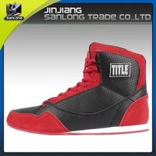 high quality 2015 custom man boxing shoe manufacturers